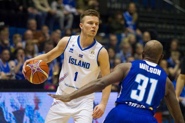 """Keyrslan - Martin Hermannsson """"Átti að spila í sumardeild NBA þetta sumar"""""""