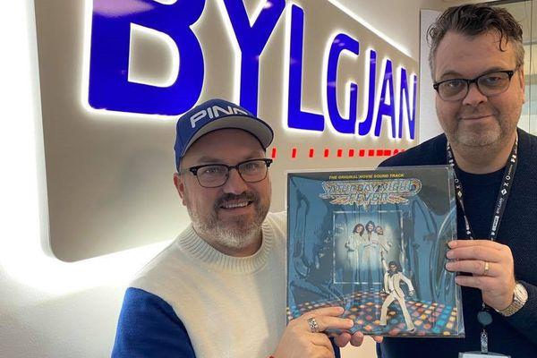Helgin með Braga - Diskósmellur Bee Gees veitir hjálp í viðlögum